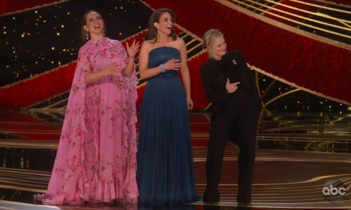 The Oscars May Not Have Had A Host But Amy Poehler, Maya Rudolph And Tina Fey Should Have Been