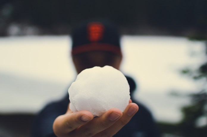 Seattle Woman Irrationally Angry At People Having Snowball Fight