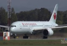 Air Canada Flight Delayed After Business Class Passenger Freaked Out Over Fish