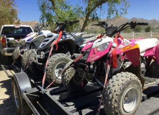Mysterious ATV Gang Recklessly Takes Over Nashville Streets