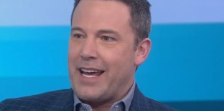 Ben Affleck Gets Candid About Addiction During Today Show Interview