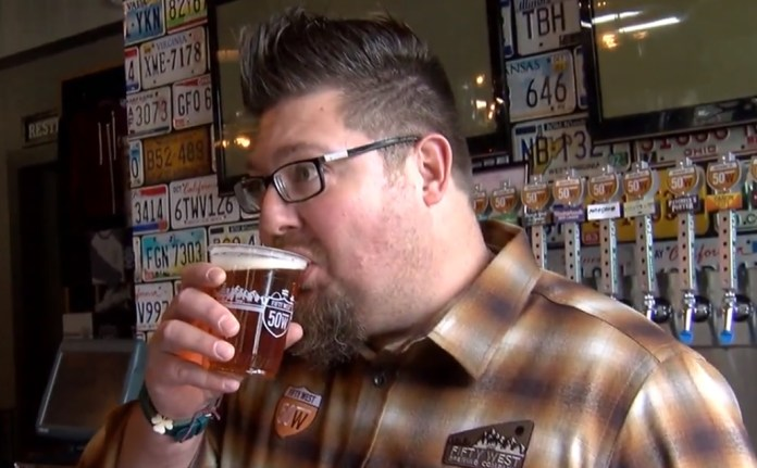Ohio Man Giving Up Consuming Anything But Beer For Lent