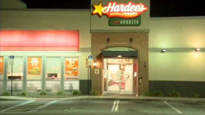Guy Fakes Armed Robbery To Avoid Shift At Hardee's