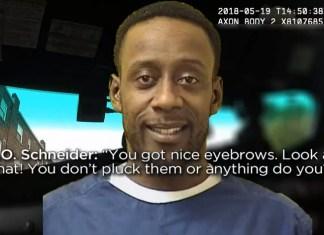 Cincinnati Officer Makes Possibly The Most Polite Arrest Ever