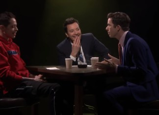 John Mulaney And Pete Davidson Play 'True Confessions' With Jimmy Fallon And It Is Wild