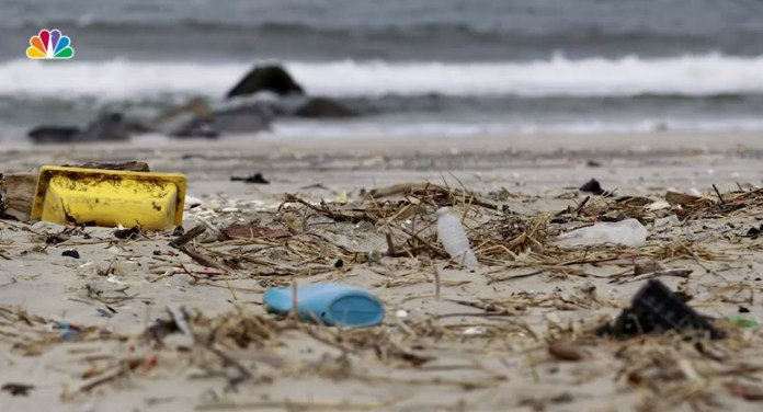 Annual New Jersey Beach Sweep Reveals Interesting Garbage Data