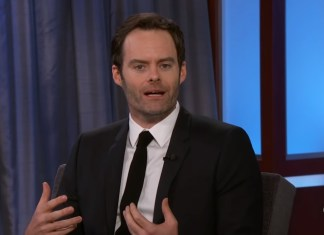 Bill Hader Shares The Moment He Realized Reality TV Was Fake