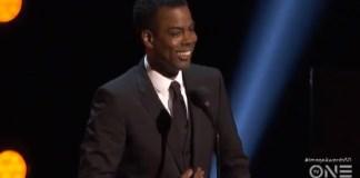 Chris Rock Makes Fun Of Jussie Smollett At NAACP Image Awards