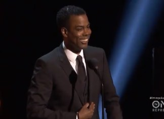 Chris Rock Makes Fun Of Jussie Smollett At NAACP Image Awards