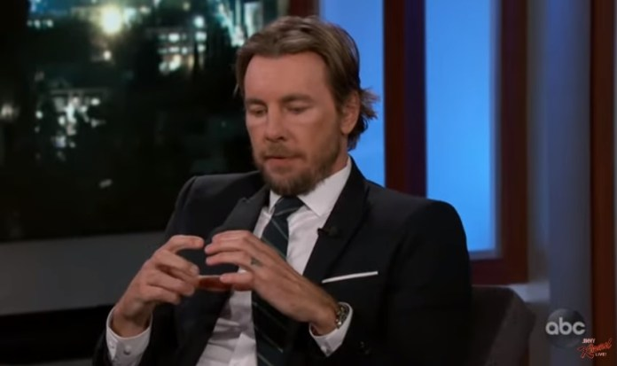 Dax Shepard Once Had Sex With Jell-O