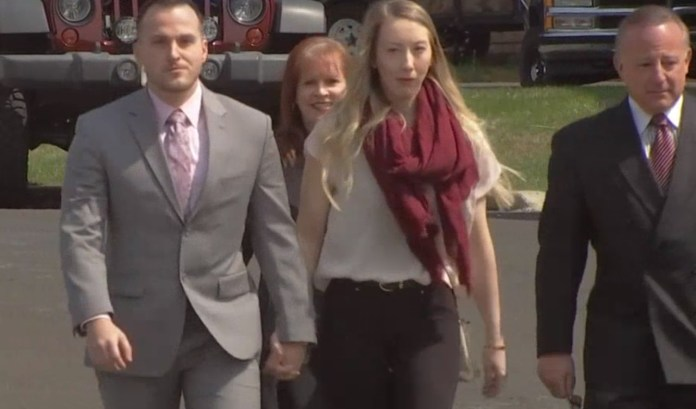Groom Who Groped Waitress At His Own Wedding Appears In Court