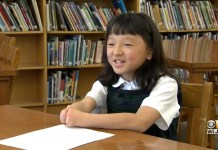Girl Born Without Hands Wins National Handwriting Contest
