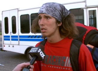 Our Formerly Favorite 'Hatchet Wielding Hitchhiker' Found Guilty Of Murder
