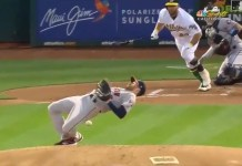 Collin McHugh's Matrix-Like Reflexes Saves His Face