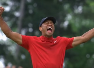 Tiger Woods Wins His 5th Masters In Unbelievable Comeback