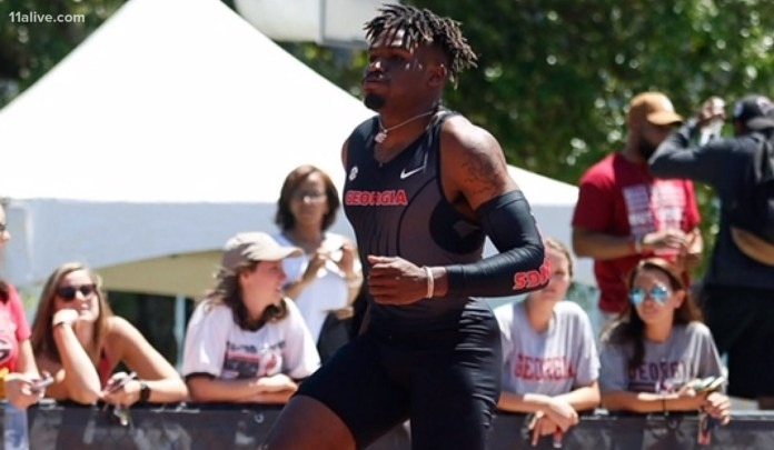 University Of Georgia Sprinter Impaled By Javelin During Track Practice