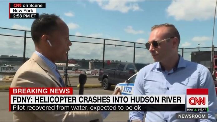 Total Bro Narrates Hudson River Helicopter Crash