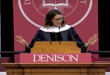 Jennifer Garner Gives Denison University Grads Important Life Tips