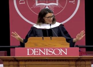 Jennifer Garner Gives Denison University Grads Important Life Tips