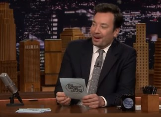 Jimmy Fallon Shares '#MomQuotes' In Honor Of Mother's Day