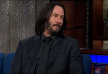 "Keanu Reeves Gets Deep Answering ""What Happens When We Die?"""