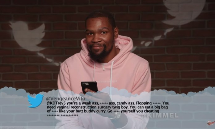 This Round Of 'Mean Tweets - NBA Edition' Is Some Of The Most Savage We've Seen