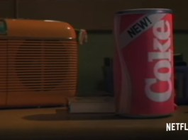 Coca-Cola Bringing Back New Coke In Honor Of New Season Of 'Stranger Things'