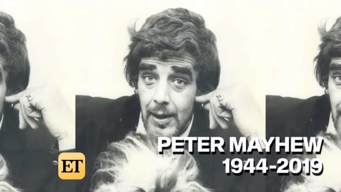 The Original Chewbacca, Peter Mayhew, Has Passed