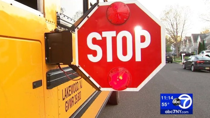 Teen Punches Out School Bus Window In Road Rage Incident