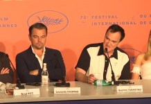 Quentin Tarantino Was Not A Fan Of Reporter's Question