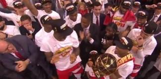Toronto Raptors Defeat Golden State Warriors To Win NBA Championship