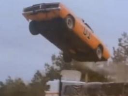 Florida Man Breaks Back Doing 'Dukes Of Hazard' Jump