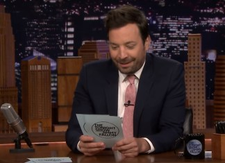 Jimmy Fallon Reads The Best 'Dad Quotes'