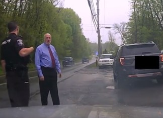 Jerk Judge Pulled Over, Uses The Ultimate 'Don't You Know Who I Am'