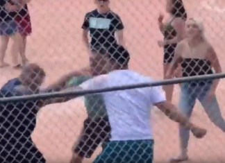Brawl Between Parents Breaks Out At Little League Game