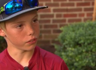11-Year-Old Thwarts Burglar With Machete