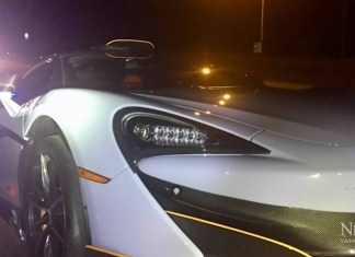 McLaren Driver Gets Car Impounded After 10 Minutes