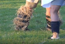 The UK Hosts A Shin-Kicking Championship And It's Terrible