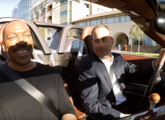 Eddie Murphy Shares Sammy Davis Jr. Secret On 'Comedians In Cars Getting Coffee'