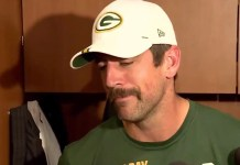Aaron Rodgers Doesn't Give A Damn What You Think About Relationship With Coach