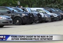 Detroit-Area Couple Caught Having Sex In Car Parked In Police Lot