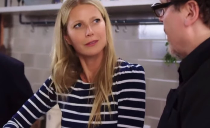 Gwyneth Paltrow Doesn't Remember Being In 'Spiderman'