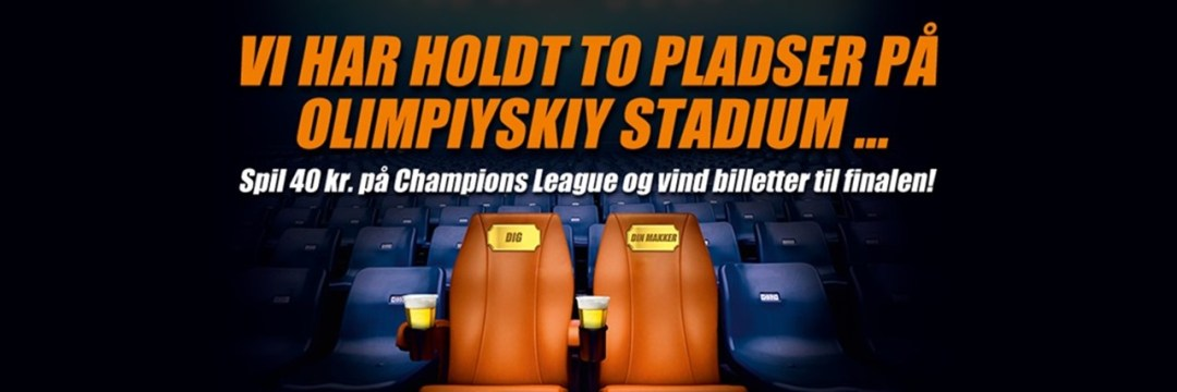 Champions League Freebets og bookmakertilbud