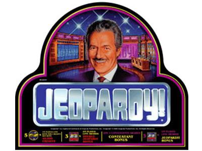 Jeopardy Slot Machine by IGT