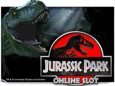 jurassic-park slot review