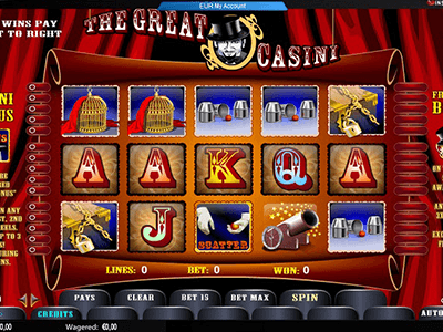 The Great Casini by Amaya Gaming