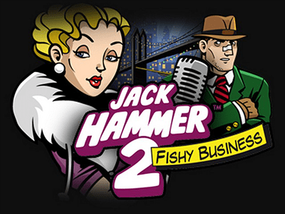 Jack Hammer 2 Video Slot by NetEnt
