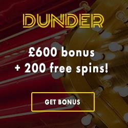 Dunder-free-spins-bonus
