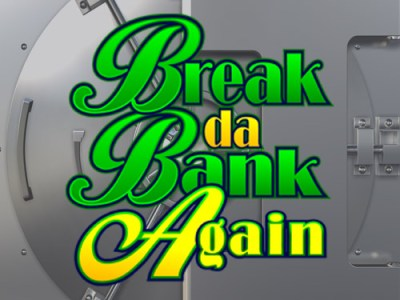 break da bank again slot review microgaming