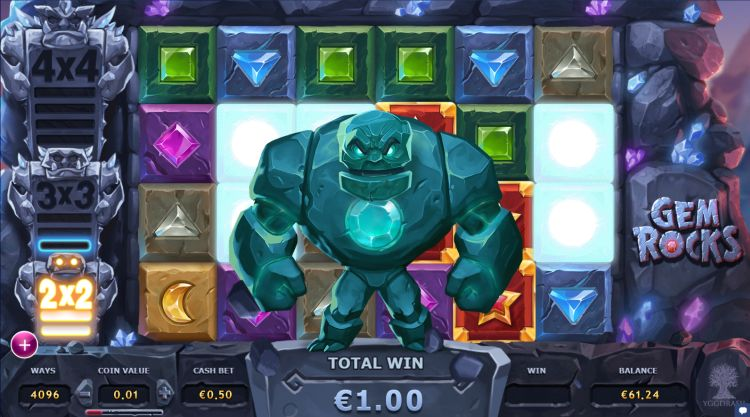 Gem Rocks slot review
